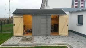 Gartenhaus 3